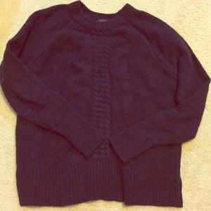 Super Soft J Crew Wool Sweater